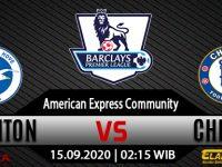 Prediksi Bola Brighton Hove Albion Vs Chelsea 15 September 2020