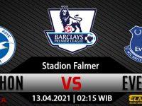 Prediksi Bola Brighton Hove Albion Vs Everton 13 April 2021