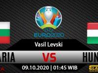Prediksi Bola Bulgaria Vs Hungaria 09 Oktober 2020