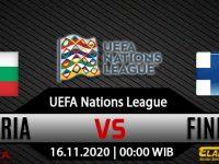 Prediksi Bola Bulgaria vs Finlandia 16 November 2020