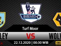 Prediksi Bola Burnley vs Wolverhampton 22 Desember 2020