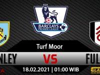 Prediksi Bola Burnley Vs Fulham 18 Februari 2021