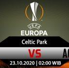 Prediksi Bola Celtic vs AC Milan 23 Oktober 2020