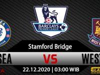 Prediksi Bola Chelsea vs West Ham 22 Desember 2020