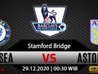 Prediksi Bola Chelsea Vs Aston Villa 29 Desember 2020