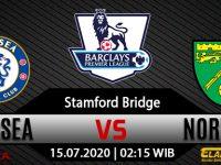 Prediksi Bola Chelsea vs Norwich City 15 Juli 2020