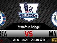 Prediksi Bola Chelsea vs Manchester City 3 Januari 2021