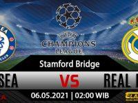 Prediksi Bola Chelsea vs Real Madrid 06 Mei 2021