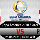 Prediksi Bola Chile Vs Paraguay 25 Juni 2021