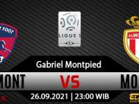 Prediksi Bola Clermont vs Monaco 26 September 2021