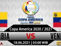 Prediksi Bola Kolombia vs Venezuela 18 Juni 2021