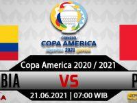 Prediksi Bola Kolombia vs Peru 21 Juni 2021