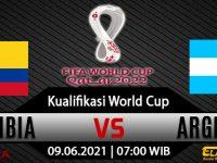Prediksi Bola Colombia vs Argentina 09 Juni 2021