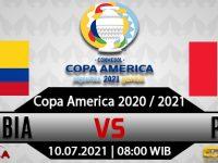 Prediksi Bola Kolombia Vs Peru 10 Juli 2021