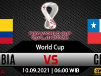 Prediksi Bola Kolombia Vs Chile 10 September 2021