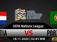 Prediksi Bola Kroasia vs Portugal 18 November 2020