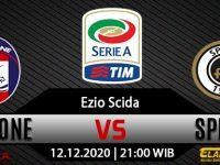 Prediksi Bola Crotone Vs Spezia 13 Desember 2020