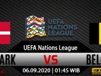 Prediksi Bola Denmark VS Belgium 06 September 2020