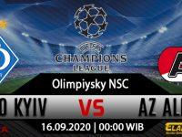 Prediksi Bola Dynamo Kiev vs AZ Alkmaar 16 September 2020