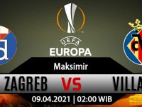 Prediksi Bola Dinamo Zagreb Vs Villarreal 09 April 2021