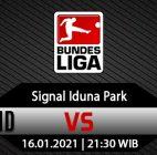 Prediksi Bola Borussia Dortmund vs Mainz 05 16 Januari 2021