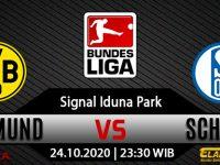 Prediksi Bola Borussia Dortmund vs Schalke 04 24 Oktober 2020