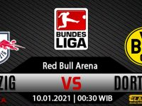 Prediksi Bola RB Leipzig vs Borussia Dortmund 10 Januari 2021