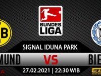 Prediksi Bola Borussia Dortmund Vs Arminia Bielefeld 27 Februari 2021