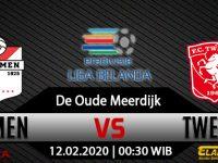 Prediksi Bola FC Emmen vs FC Twente 12 Februari 2020