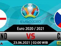 Prediksi Bola England vs Czech Republic 23 Juni 2021