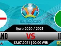 Prediksi Bola Italia Vs Inggris 12 Juli 2021