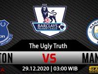 Prediksi Bola Everton Vs Manchester City 29 Desember 2020