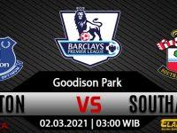 Prediksi Bola Everton Vs Southampton 02 Maret 2021