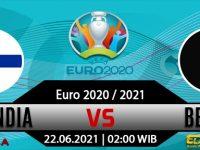 Prediksi Bola Finlandia vs Belgia 22 Juni 2021