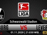 Prediksi Bola Freiburg vs Bayer Leverkusen 1 November 2020