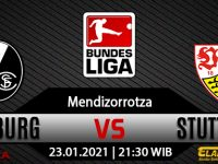 Prediksi Bola Freiburg vs Stuttgart 23 Januari 2021