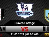 Prediksi Bola Fulham vs Burnley 11 Mei 2021
