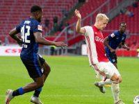 MU dan Ajax Sepakat, Van De Beek Menuju Old Trafford