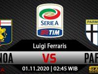 Prediksi Bola Genoa vs Parma 01 Desember 2020
