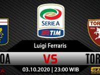 Prediksi Bola Genoa Vs Torino 03 Oktober 2020