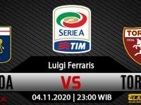 Prediksi Bola Genoa vs Torino 4 November 2020