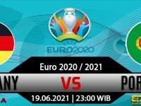 Prediksi Bola Jerman vs Portugal 19 Juni 2021