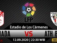Prediksi Bola Granada Vs Athletic Bilbao 12 September 2020