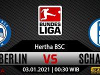 Prediksi Bola Hertha Berlin vs Schalke 04 3 Januari 2021