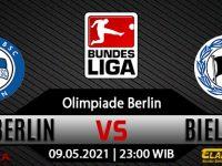 Prediksi Bola Hertha Berlin vs Bielefeld 09 Mei 2021