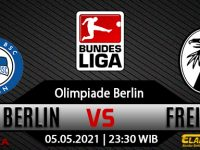 Prediksi Bola Hertha Berlin vs Freiburg 05 Mei 2021