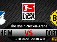 Prediksi Bola Hoffenheim Vs Borussia Dortmund 17 Oktober 2020
