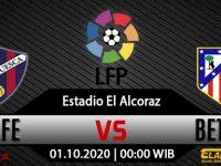 Prediksi Bola SD Huesca Vs Atletico Madrid 01 Oktober 2020