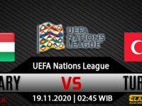 Prediksi Bola Hungaria vs Turki 19 November 2020