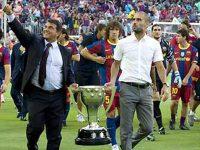 Jika Terpilih Lagi Jadi Presiden Barcelona, Laporta Ingin Pulangkan Guardiola